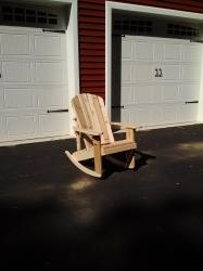 Another happy customer picked up his Rocker today