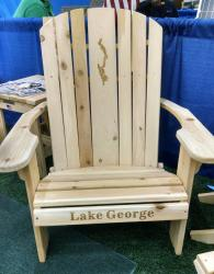 Lake George Adirondack Chair