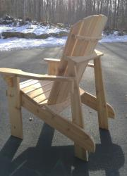 "High Peaks Big Boy Chair with 23"" Seat"