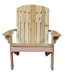 Click to enlarge image Our oversized Adirondack Chair for maximum comfort! -