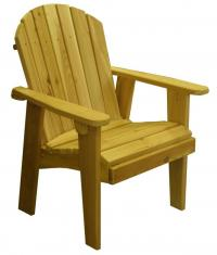 "Click to enlarge image Garden Chair 20"" Seat Width - This chair is very easy to get in and out of."